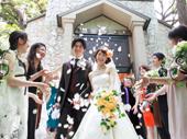 挙式のこと ~結婚の誓いを立てる特別な時間~