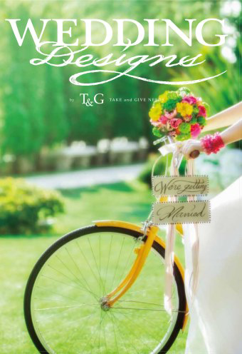 WEDDING Designs by TAKE and GIVE NEEDS